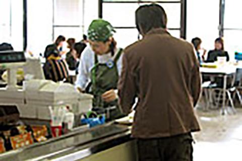 基本食堂(GENKI食堂)